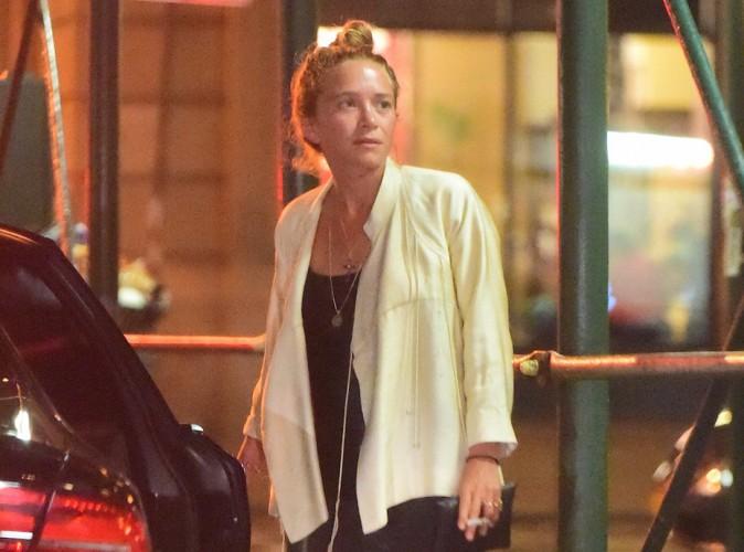 Mary-Kate Olsen sans artifice dans la jungle urbaine, la fashionista ne brille pas !