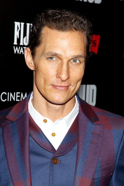 """Matthew McConaughey lors de la première du film """"Mud"""" à new York, le 21 avril 2013."""