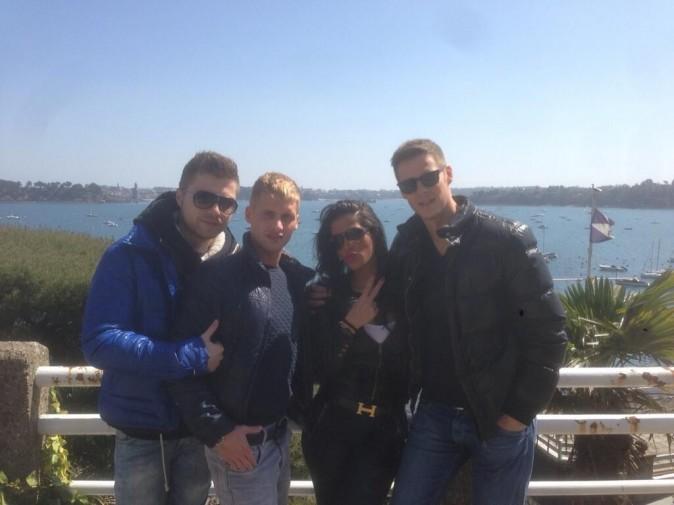 L'équipe du Mag' est réunie en Bretagne !