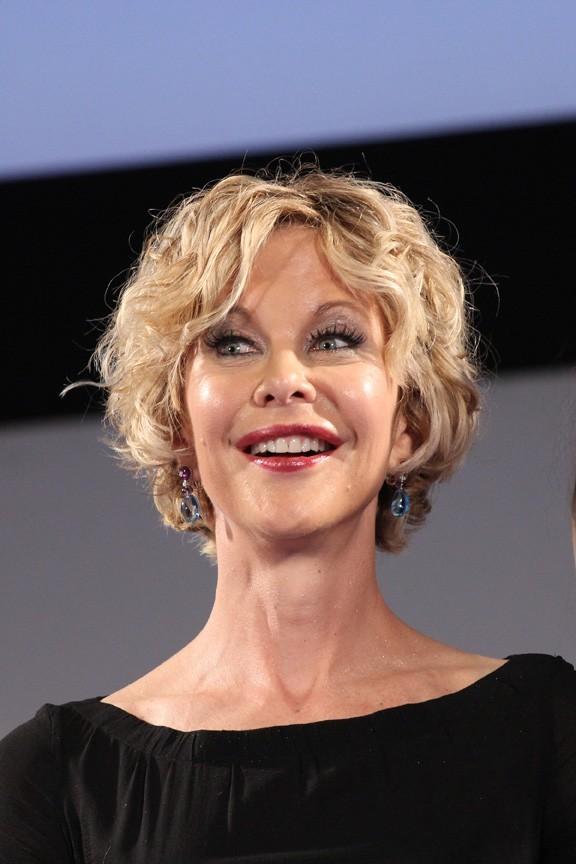 Meg Ryan au Festival du film de Taormina le 20 juin 2013