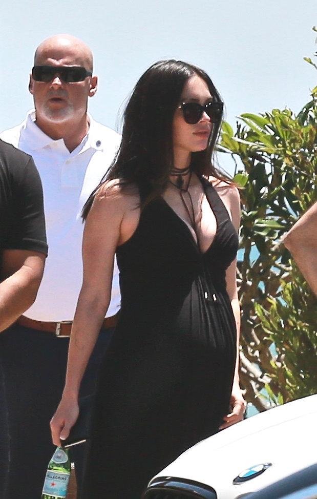 Megan Fox a profité du soleil californien
