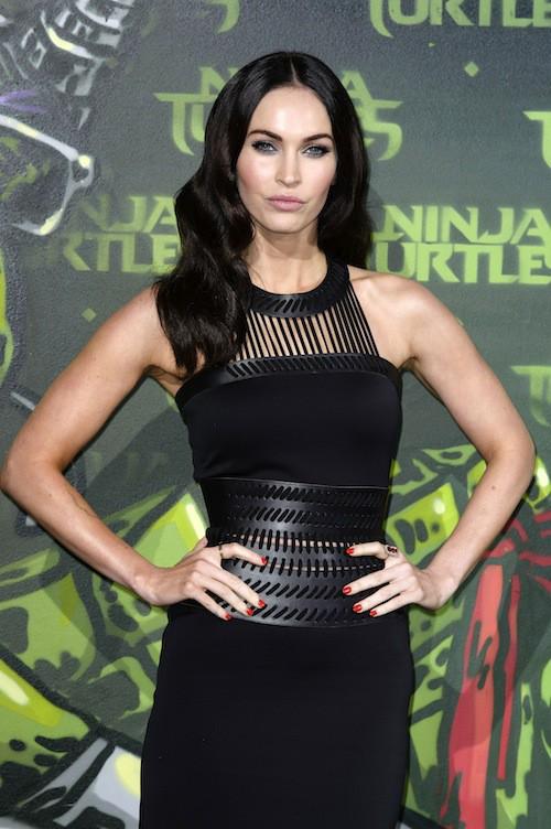 Photos : Megan Fox : envoûtante pour la promo de Tortues Ninja, les hommes ne lui résistent pas !