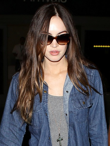 Megan Fox le 12 février 2013 à Los Angeles