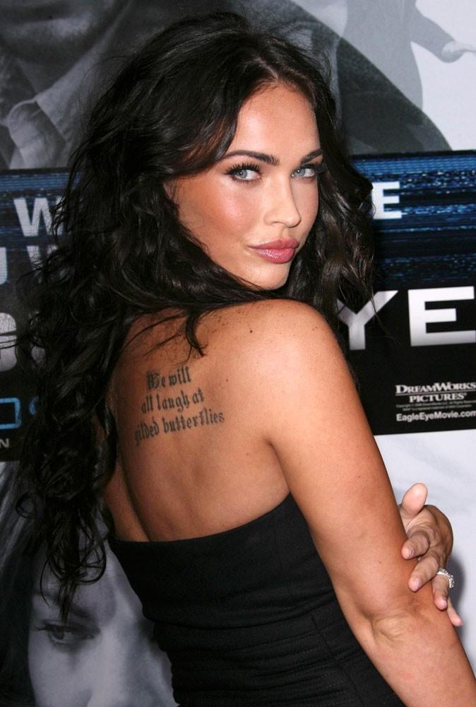 Photos : Megan Fox en 2008