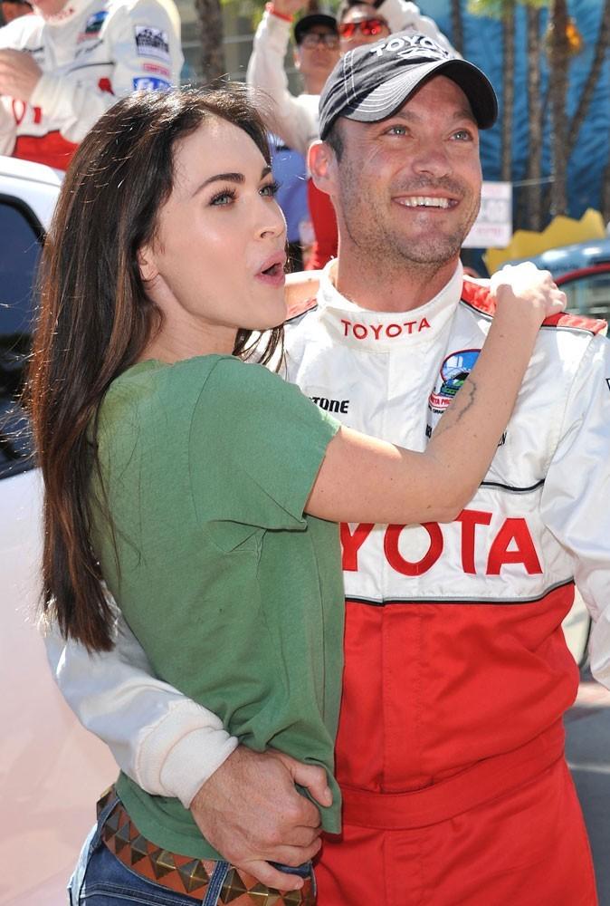 Photos : Megan Fox et Brian Austin Green en 2011