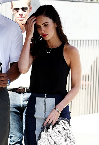 Megan Fox à Sydney le 8 septembre 2014