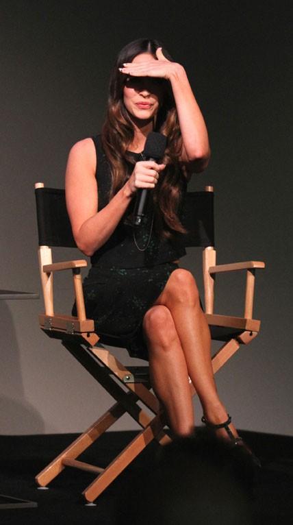 Megan Fox à New-York le 5 août 2014
