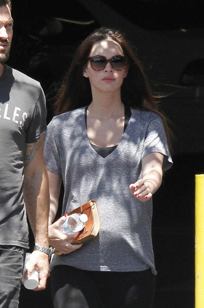 Megan Fox le 25 juillet 2012 à West Hollywood