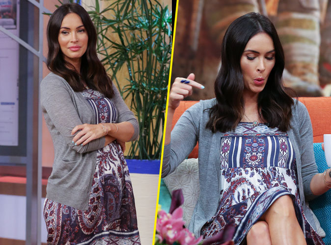 Megan Fox : son baby-bump est une star de la TV !