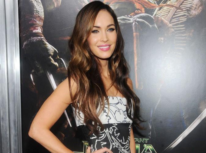 Megan Fox : toujours en pleine promotion des Tortues Ninja, la bombe révèle être privée de sexe !