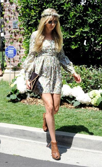 Kimberly Stewart à la baby shower de Kim Kardashian à Los Angeles, le 2 juin 2013.