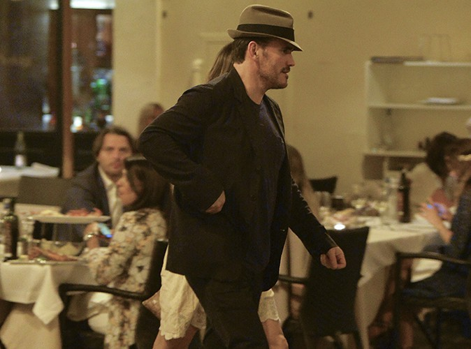 Matt Dillon à Rome le 22 juin 2014