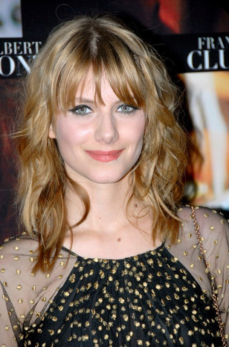 """En 2008, lors de la première de """"Paris"""" de Cédric Klapish...elle tourne avec les meilleurs réalisateurs français !"""