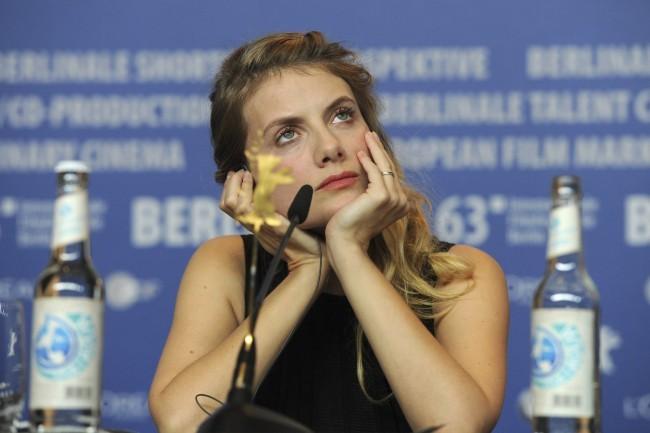 Mélanie Laurent le 13 février 2013 à Berlin