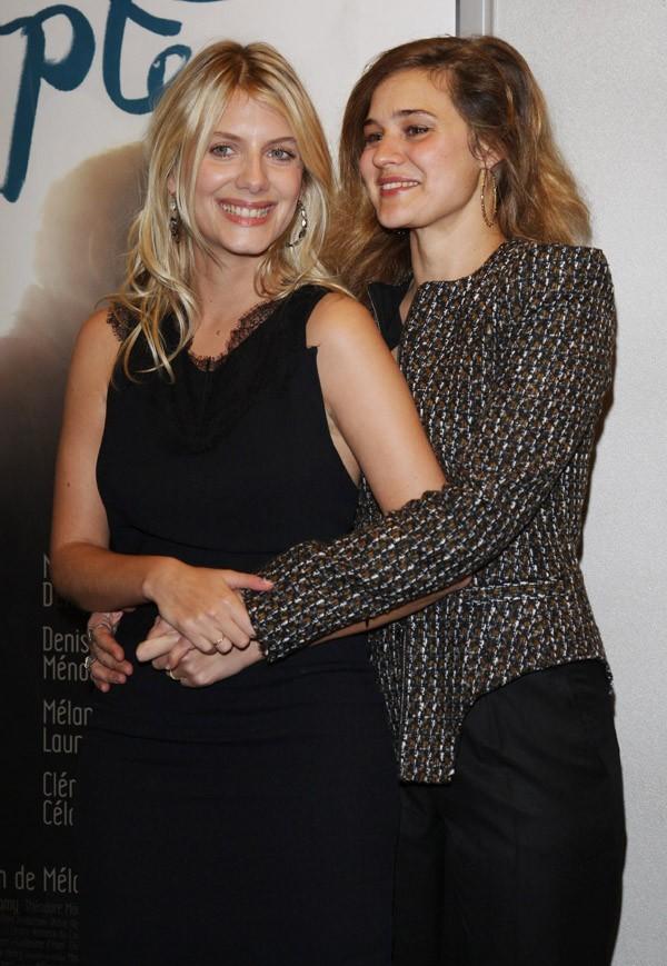 Avec Marie Denarnaud