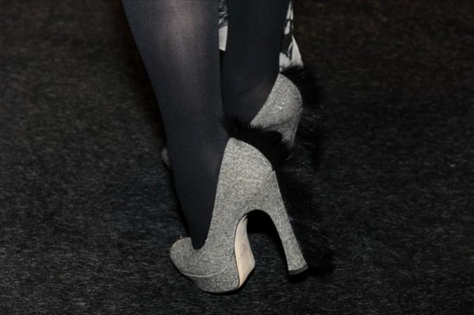 Sympa les chaussures de Marilou, non ?