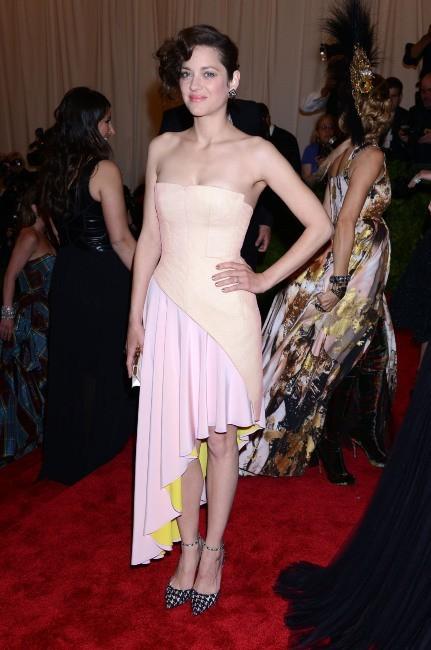 Marion Cotillard le 6 mai 2013 à New York