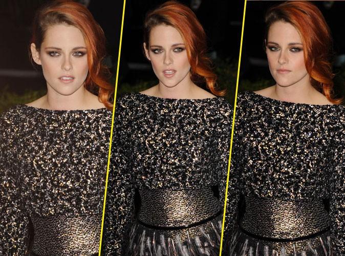 Kristen Stewart encore moins !