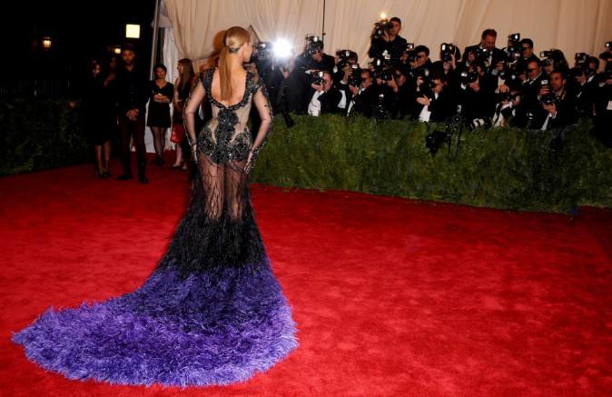 Beyoncé au Met Gala de 2012