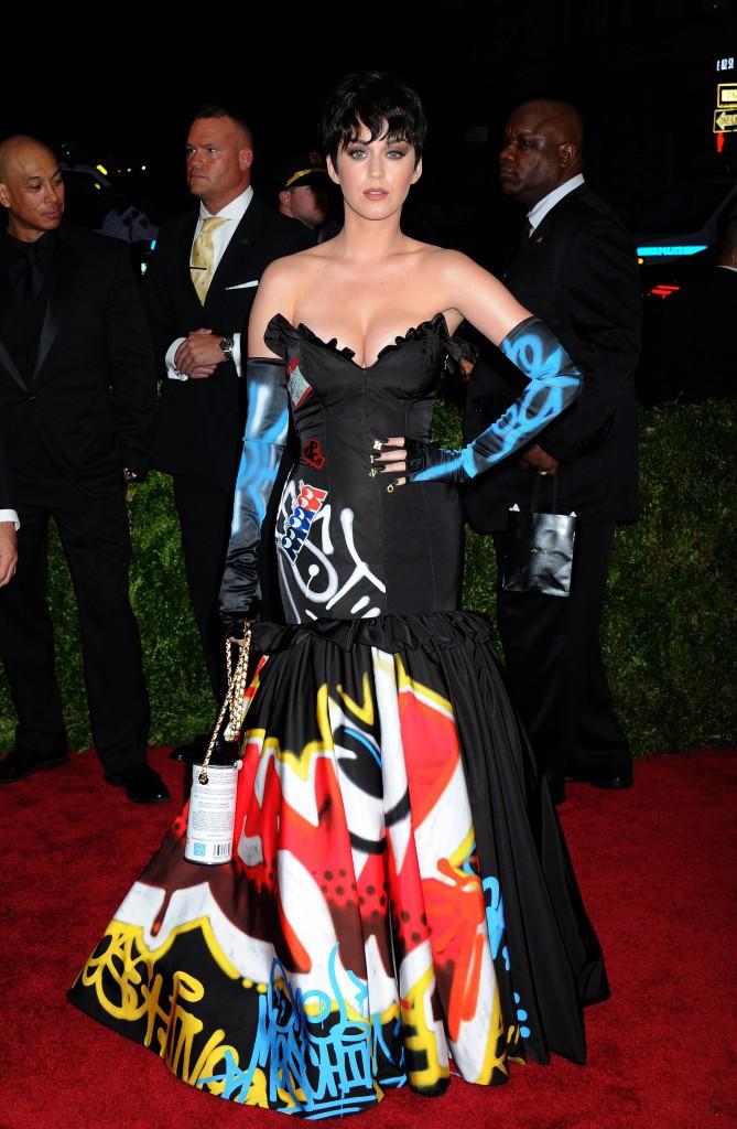Katy Perry le 4 mai 2015