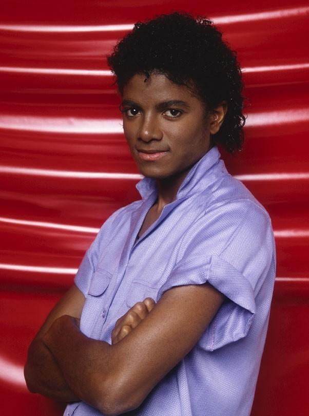 Michael Jackson au sommet de sa gloire en 1989...