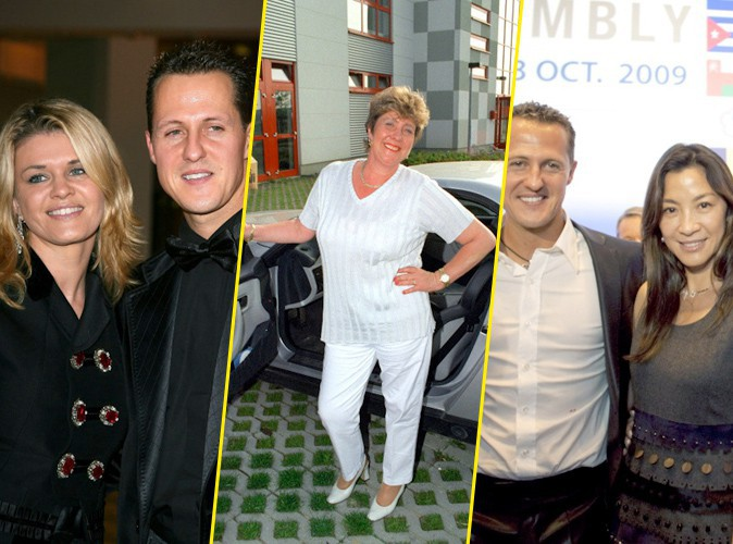 5 choses à savoir sur la vie privée de Michael Schumacher !