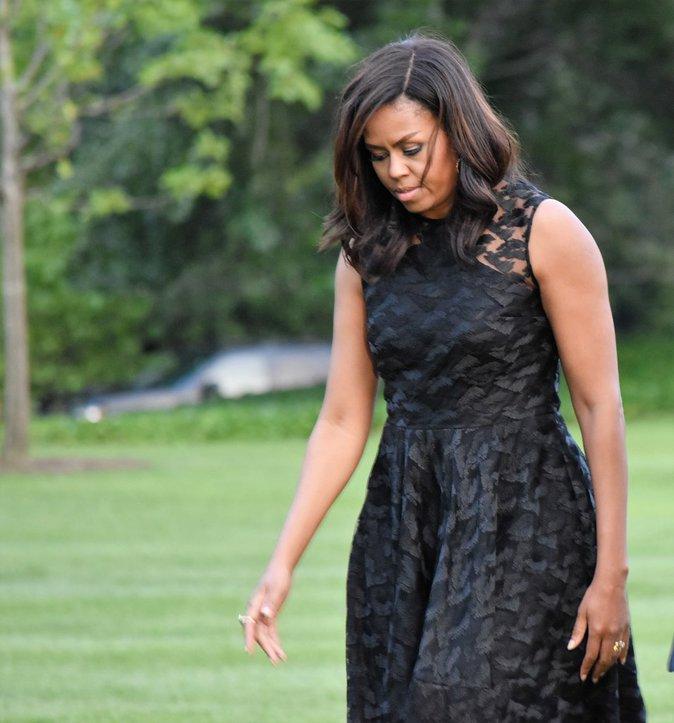 Michelle Obama de retour à Washington ce mardi 12 juillet 2016