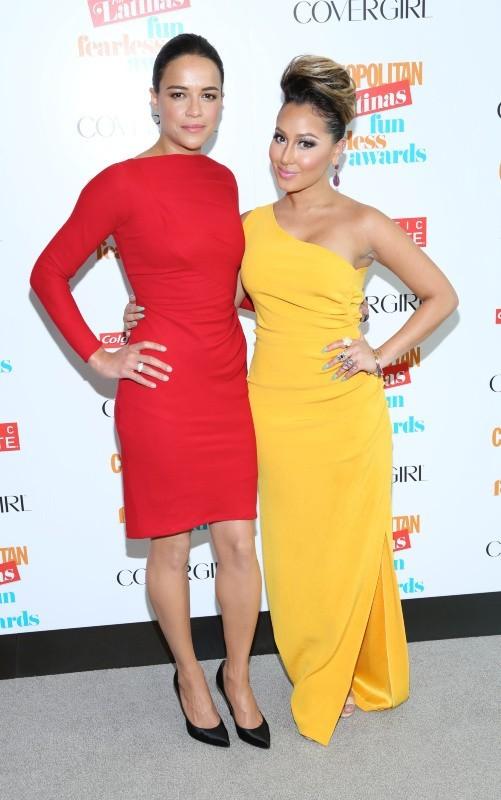 Deux Latinas au style très différent