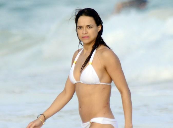 Michelle Rodriguez : nouvelle idylle f�minine au Mexique ?