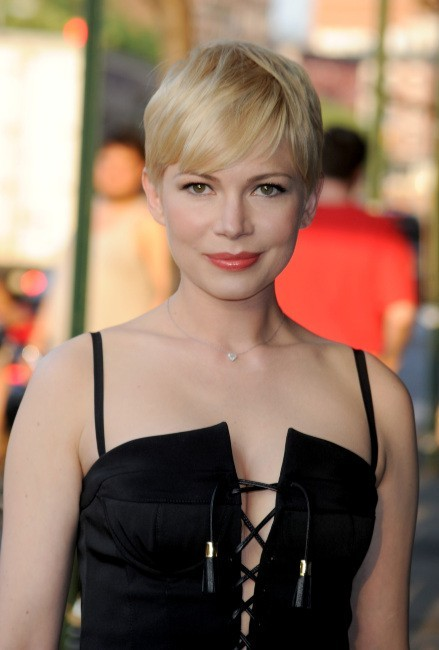 Michelle Williams lors de la première du film Take This Waltz à New York, le 21 juin 2012.