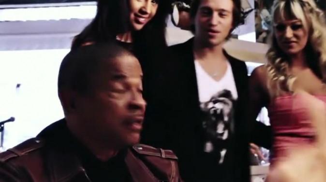 Mickaël Vendetta dans le nouveau clip de Francky Vincent...
