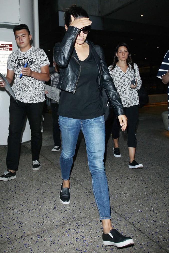 Mila Kunis : Changement radical de look pour son retour à Los Angeles !