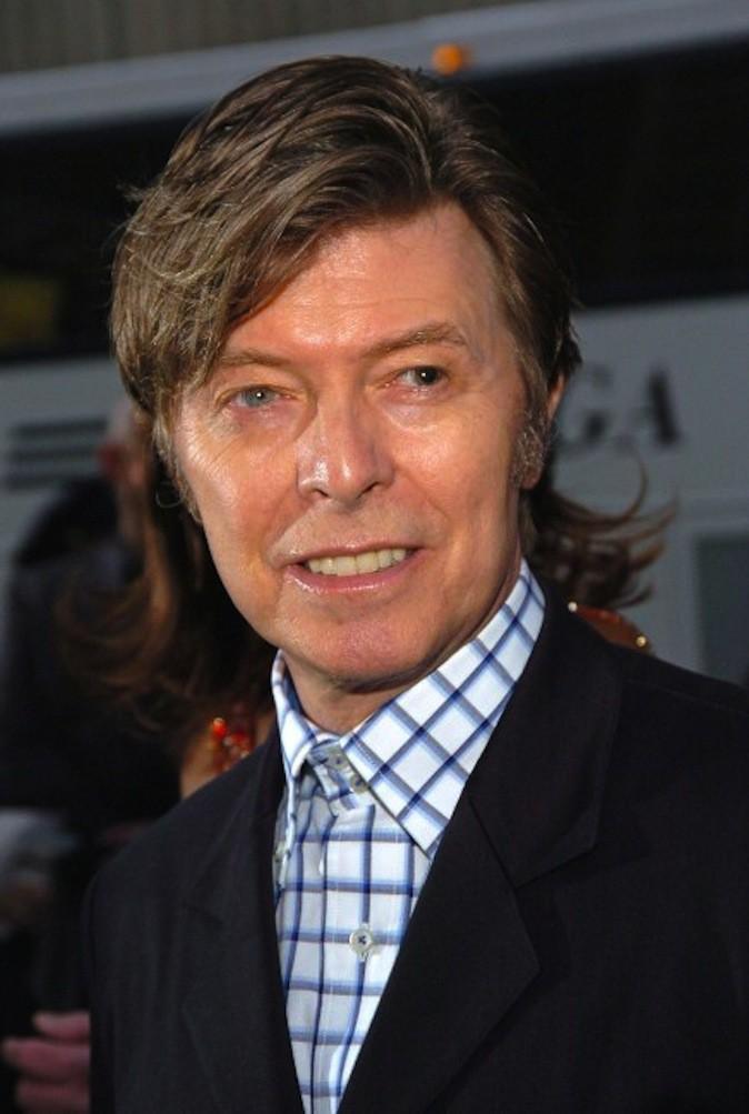 David Bowie a les yeux vairons !