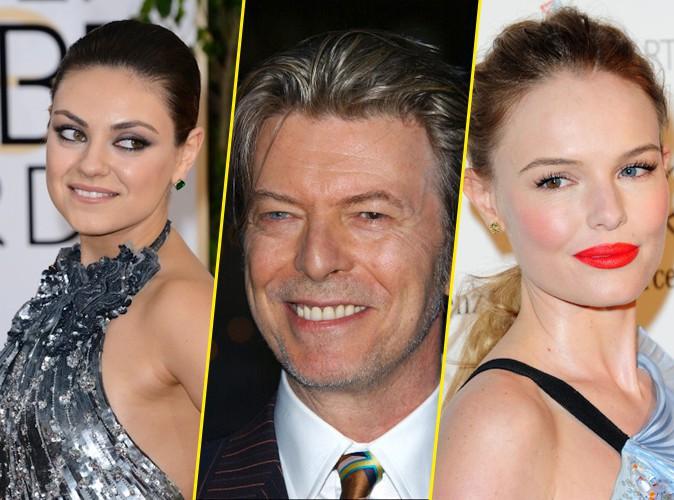 Mila Kunis, David Bowie, Kate Bosworth... Ces stars qui ont les yeux vairons !