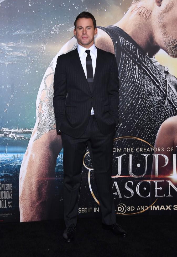 Channing Tatum le 2 février 2015