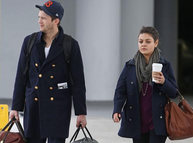 Mila Kunis : elle alimente les rumeurs de grossesse au mariage du frère jumeau d'Ashton Kutcher !