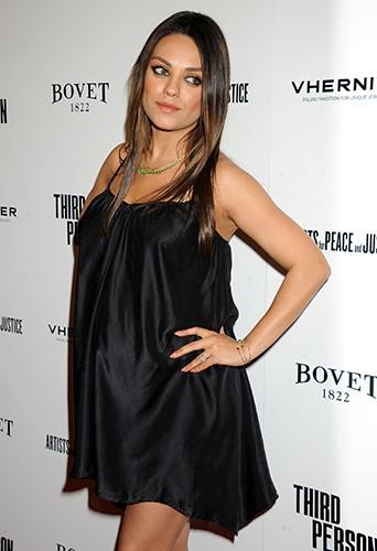 Mila Kunis à Los Angeles le 9 juin 2014