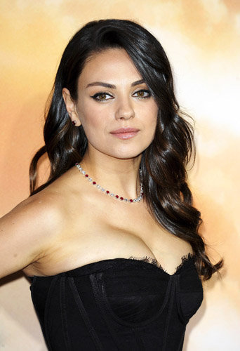 Photos : Mila Kunis : L'incroyable conte de fées !