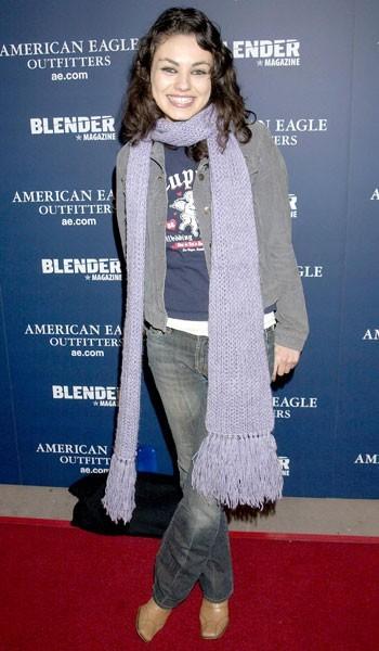 Photos : Mila Kunis en 2003