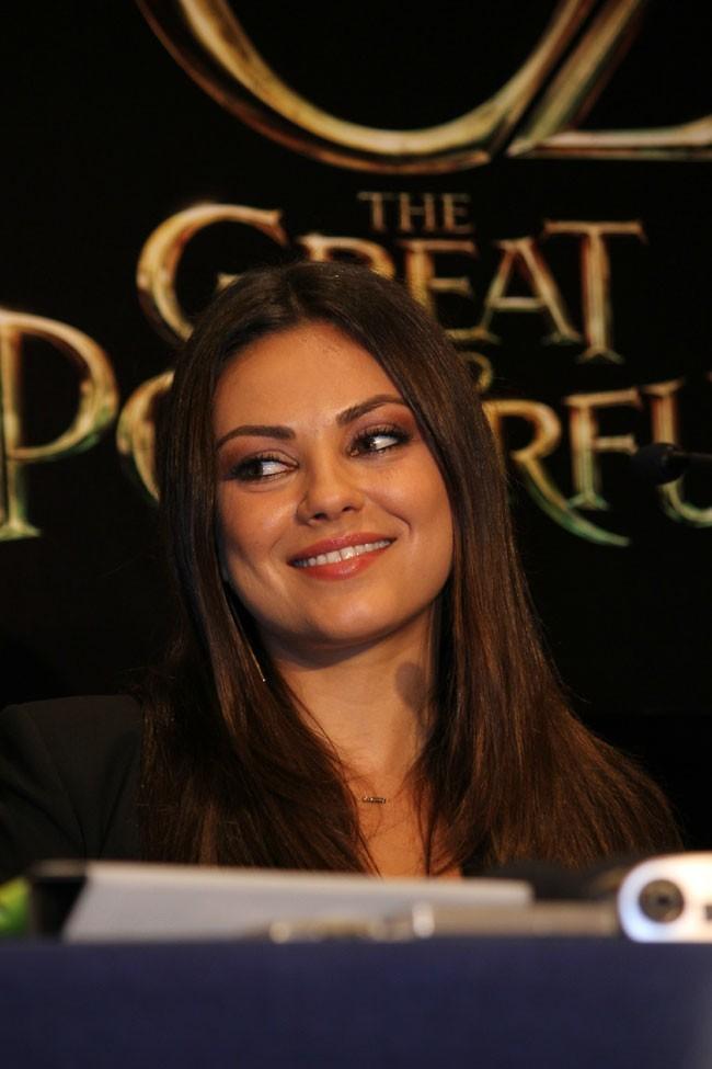 Mila Kunis le 13 juillet 2012 à San Diego