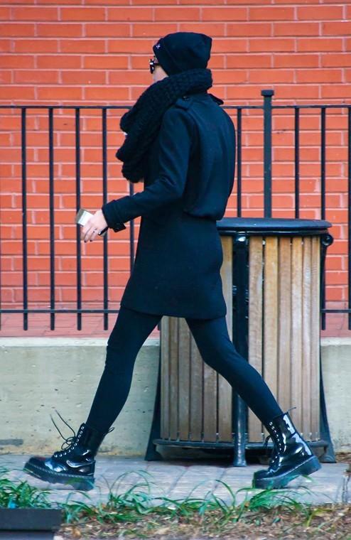 Miley Cyrus à Philadelphie le 19 décembre 2012