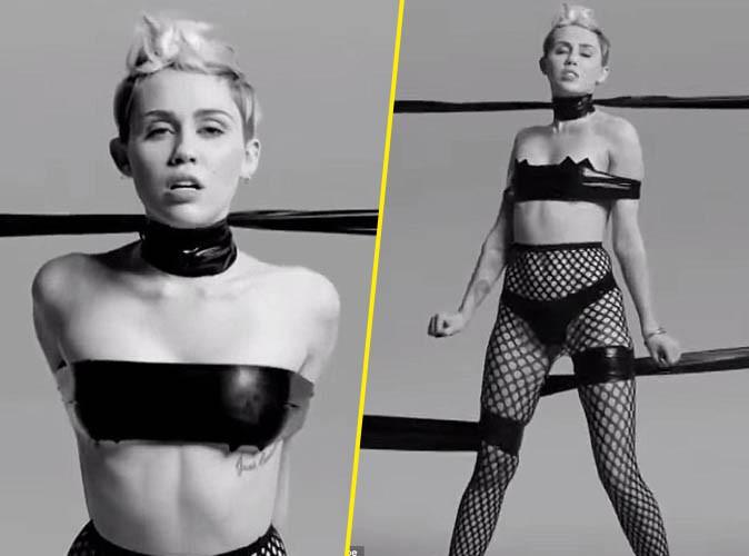 Photos : Miley Cyrus : et maintenant, le film X !