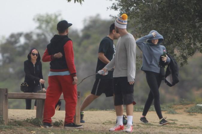 Photos : Miley Cyrus et Nicole Richie : le gang des capuchées !