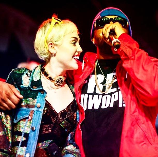 Photos : Miley Cyrus : invitée surprise du SXSW Festival !