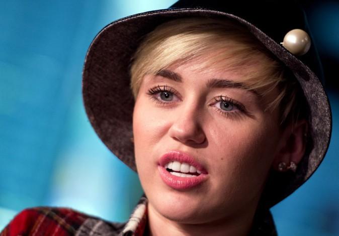 Miley Cyrus à Bad Vilbel, en Allemagne, le 22 juillet 2013