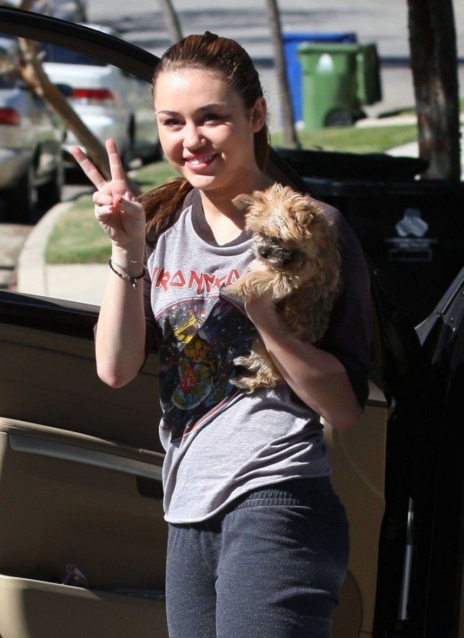 Hey Miley