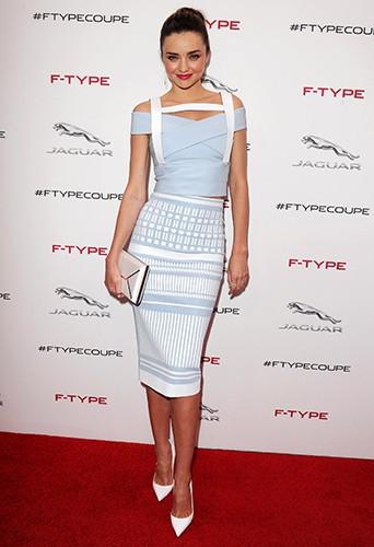 Miranda Kerr à Los Angeles le 19 novembre 2013