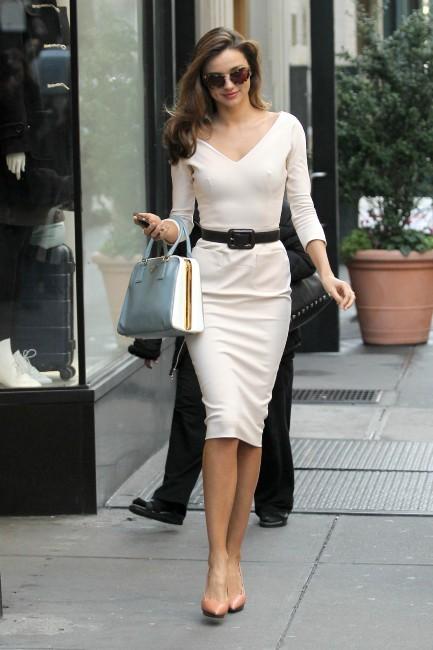 Miranda Kerr à New York, le 12 novembre 2012.