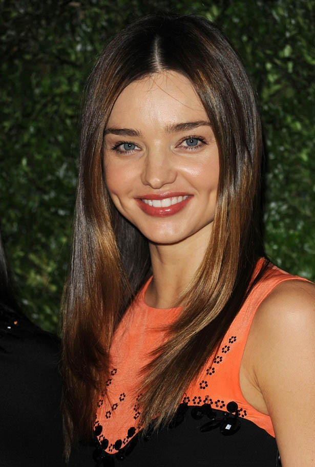 Miranda Kerr aux CFDA/Vogue Fashion Fund Awards 2012 à New-York le 13 novembre 2012