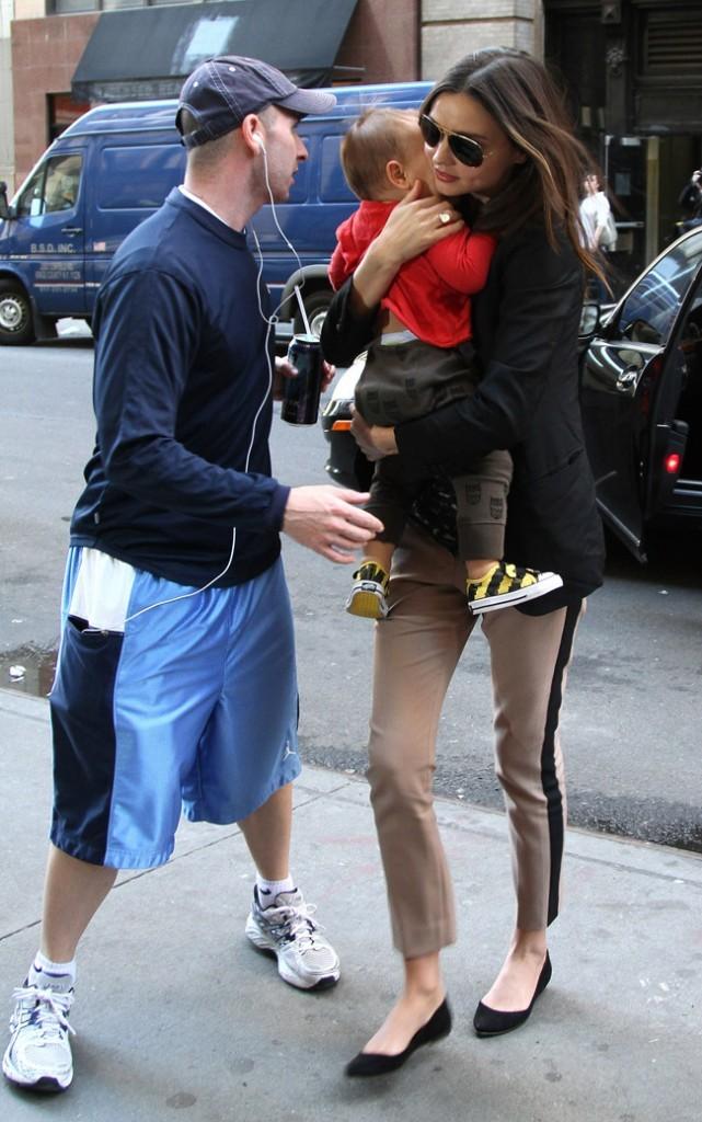 Simplement accro à son bébé !